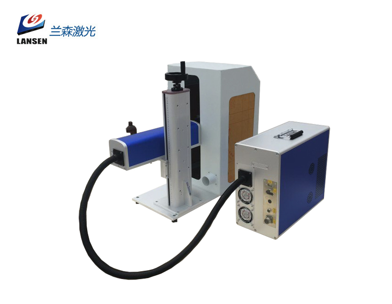 Mini Closed Fiber Laser Marking Machine
