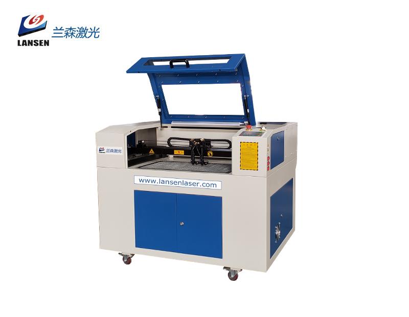 LP-C4060 Dual Heads Laser Engraving Cutting machine