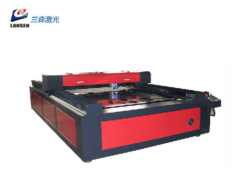 LP-M1530 Metal And Nonmetal Laser Cutting Machine