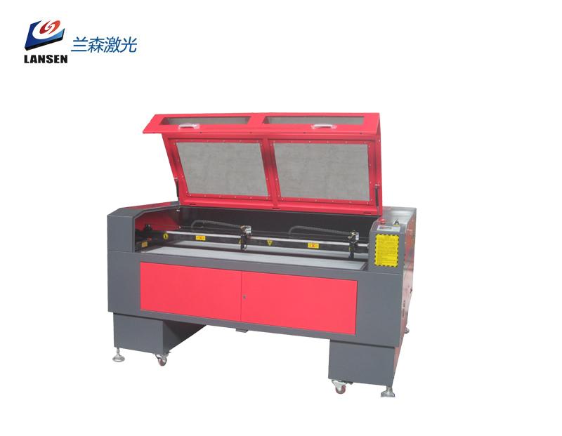 LP-C1390T Dual Heads Laser Engraving Cutting Machine