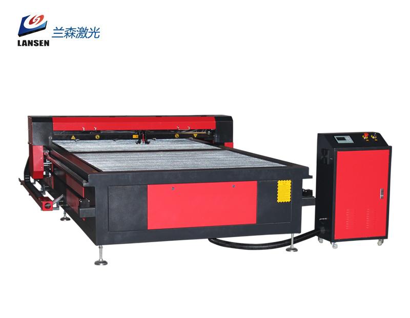 LP-F1325T Dual Heads Laser Engraving Cutting machine