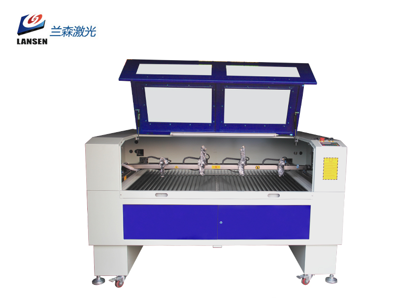 Four heads Laser Engraving Cutting machine