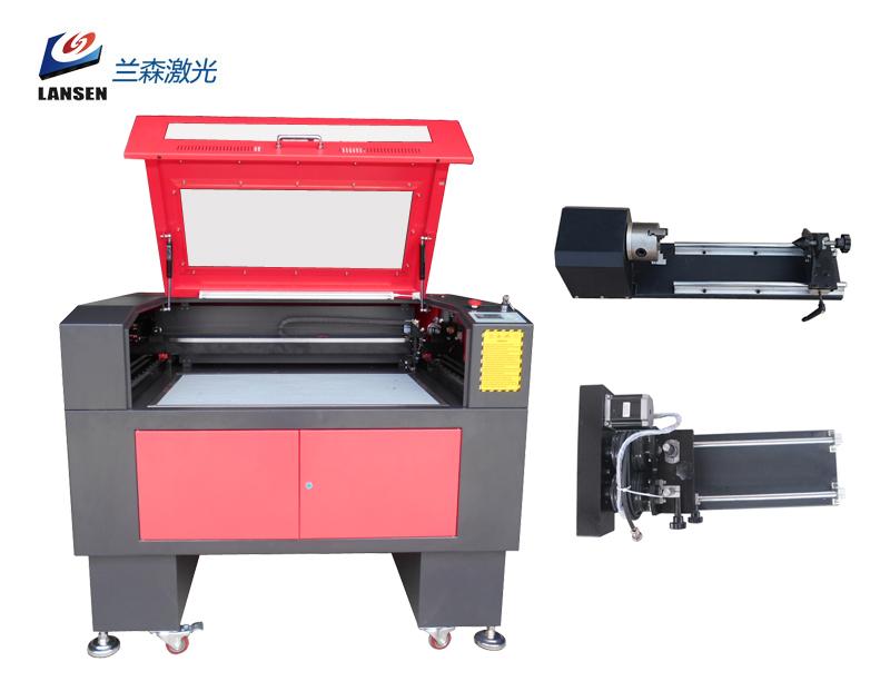 Rotary Laser Engraving machine