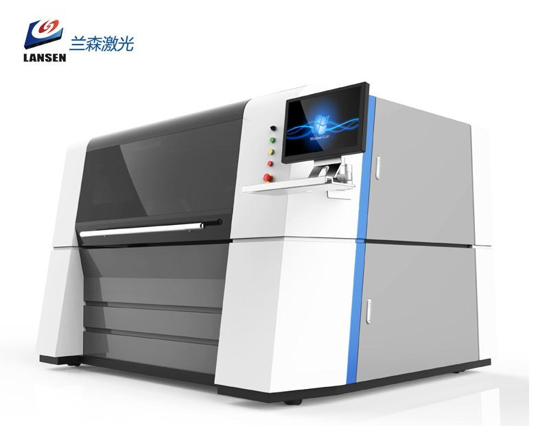 LP-M1390F Fiber Laser Cutting machine