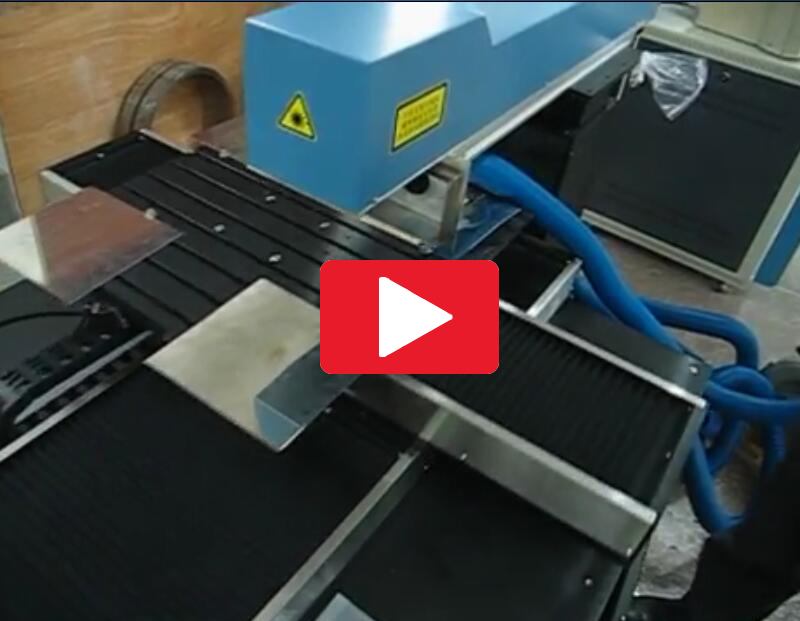 Large format Fiber Laser Marking machine