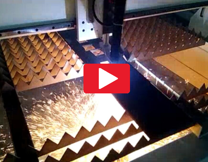 Plasma CNC Cutting