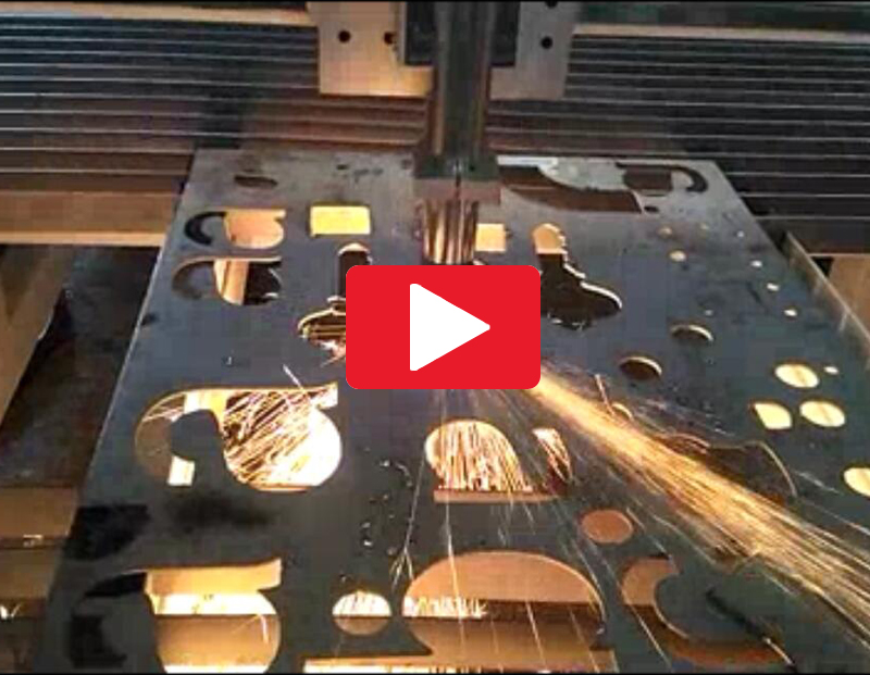 CS Cutting by Plasma Cutting machine