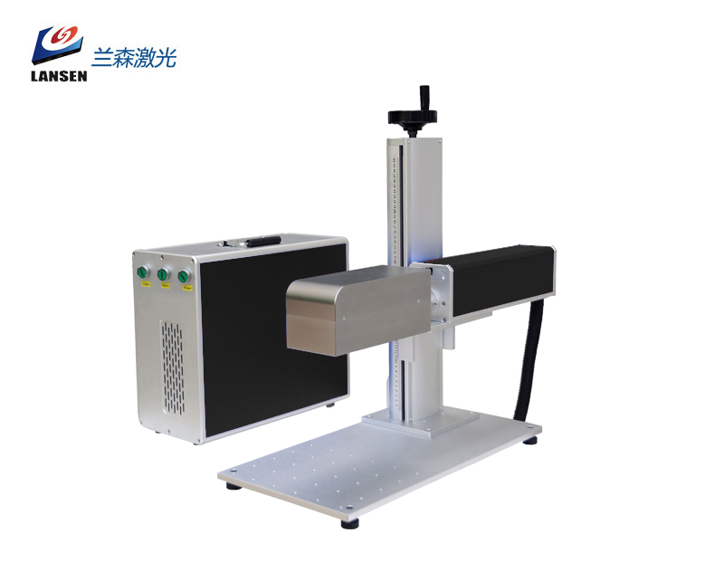 Dynamic Fiber Laser Marking machine