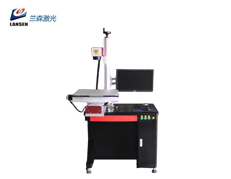 XY axis Entensive Fiber Laser Marking machine
