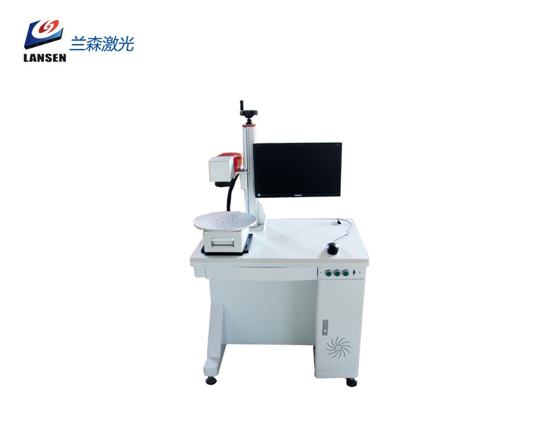 Desktop Disk extensive Laser Marking machine