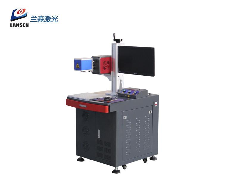 Desktop 30W RF Laser Marking machine