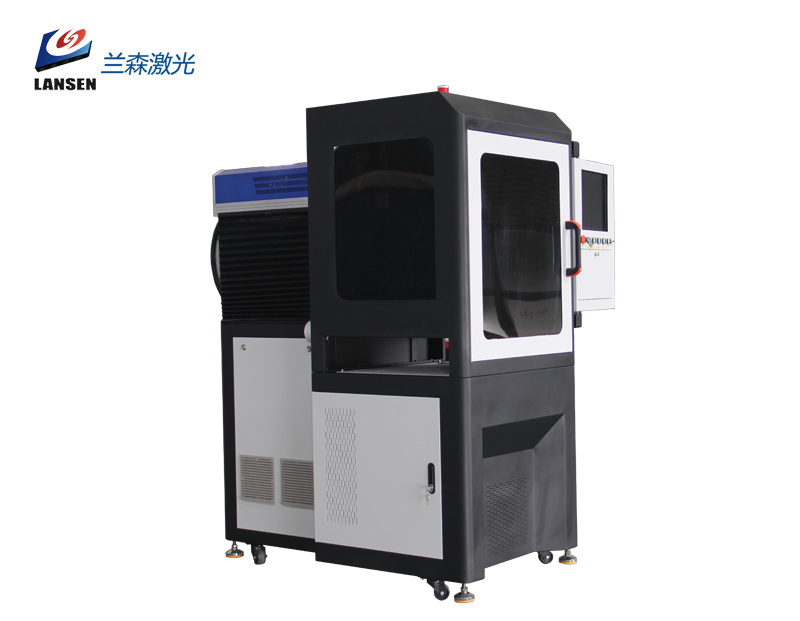 Closed Dynamic Large Formet RF Laser Marking machine