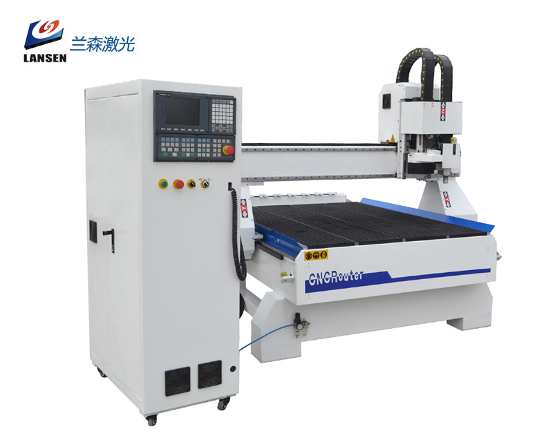 Tangential Oscillating Knife CNC Router