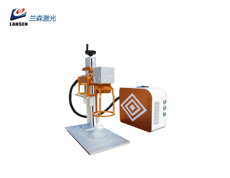 Handheld Mini Fiber Laser Marking machine