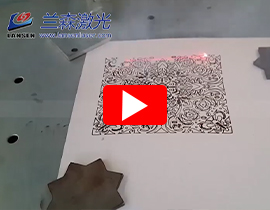 co2 laser marking machine quick cut paper crafts