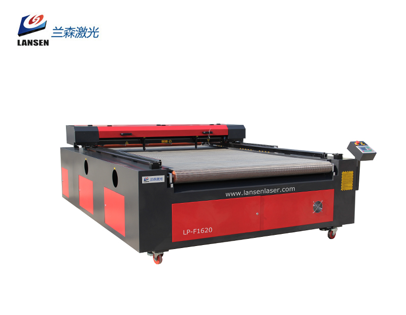 Auto Feed Fabric Laser Cutting Machine LP-F1620