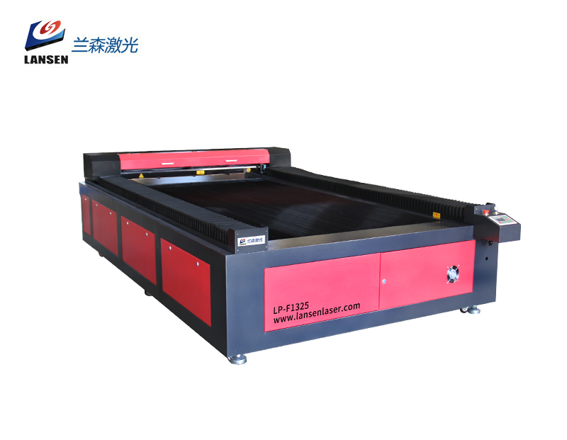 LP-F1325 Flatbed Laser Cutting Machine