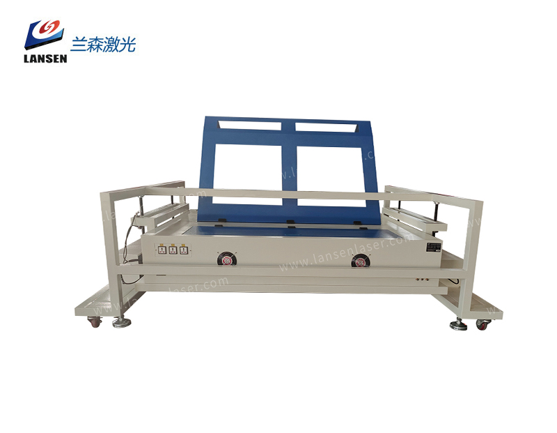 Compact Co2 Motor lift Granite Laser Engraver