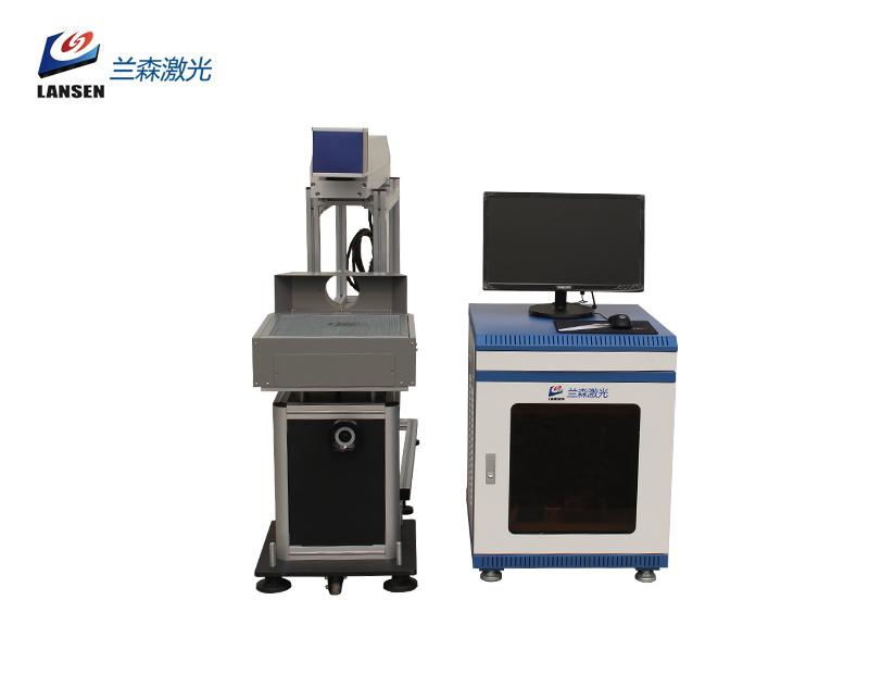 Glass tube CO2 Laser Marking machine