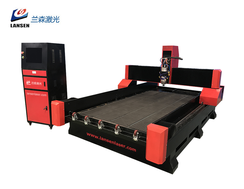 Heavy duty stone cnc router engraving machine