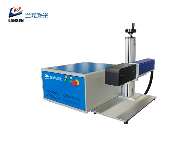 3D Marker Dynamic Fiber Laser Marking machine