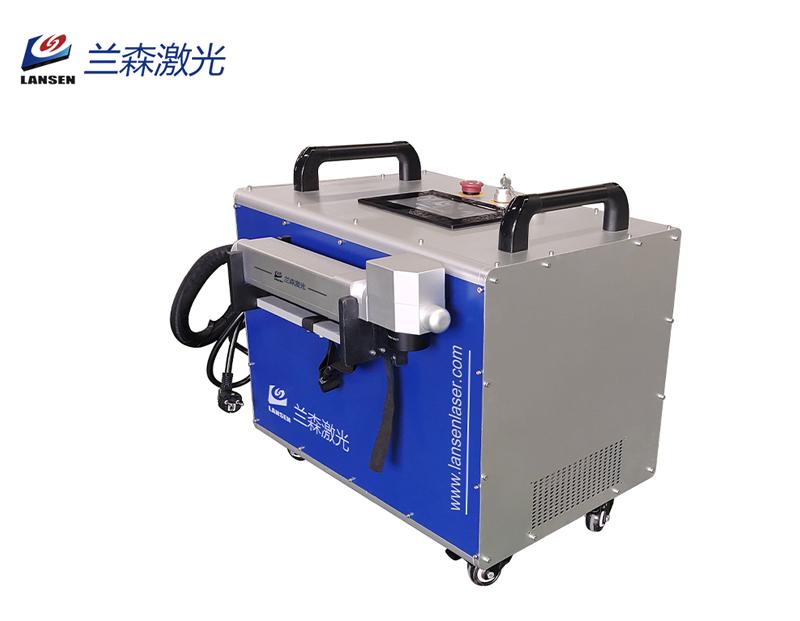 100w fiber laser cleaning machine