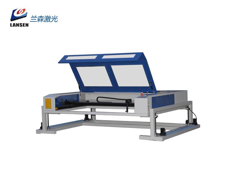 Upwards Motorized Laser Engraving machine