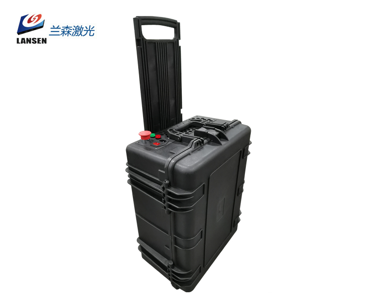 Suitcase Laser Clearing machine 100W