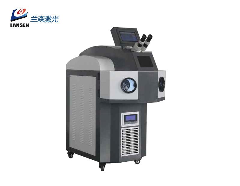 Desktop Jewelry Laser Welding machine-Chiller Built in Type LW-A1
