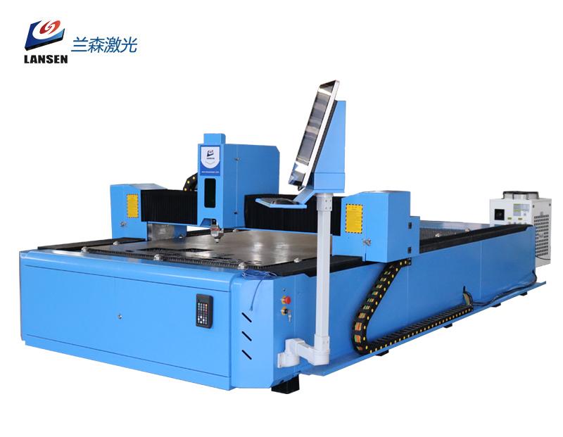 LP-M1530F Fiber Laser Cutting machine